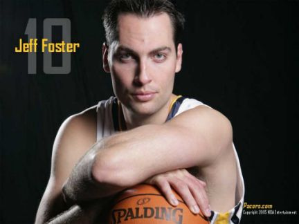 Jeff Foster - Pacers