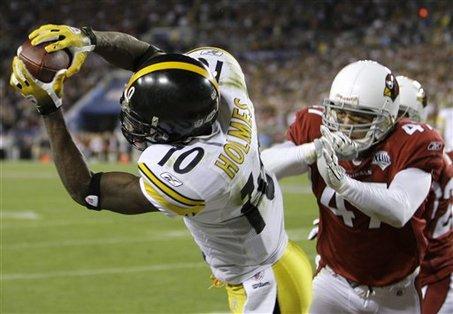 Super Bowl XLIII Football