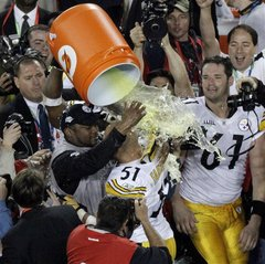 Super Bowl XLIII Football