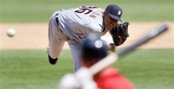 Tigers Red Sox Spring Baseball