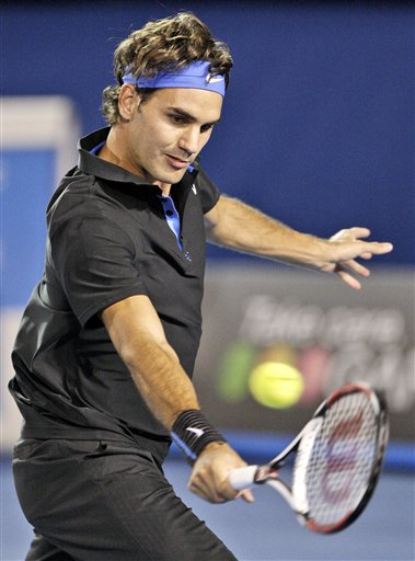 tennis star federer 2010 gallery