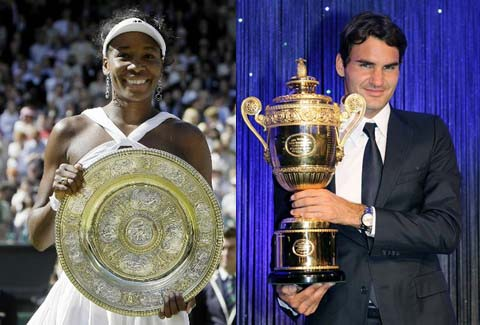 The 2009 Wimbledon Winners!