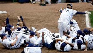 APTOPIX Giants Brewers Baseball