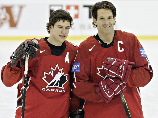 The Youngest and Oldest Team Canada Members