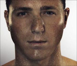 Jason Lezak face
