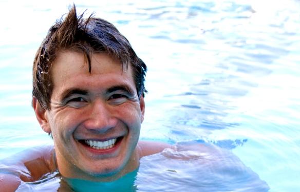 nathan adrian smile