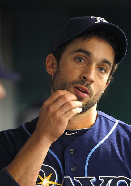 MLB: APR 16 Twins at Rays