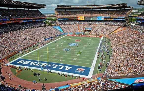 AFC-NFC  Pro Bowl 2009