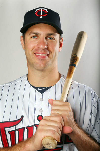 Joe Mauer Photo Day 2013