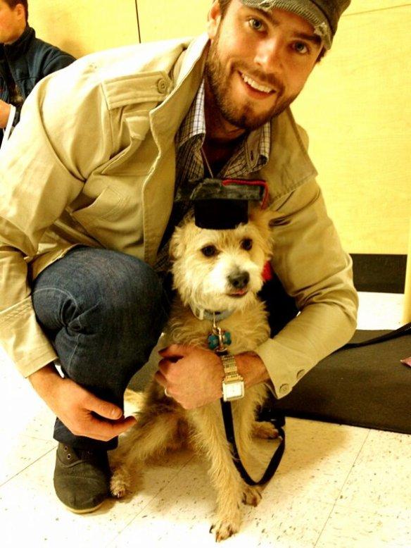 Richard Bachman Puppy
