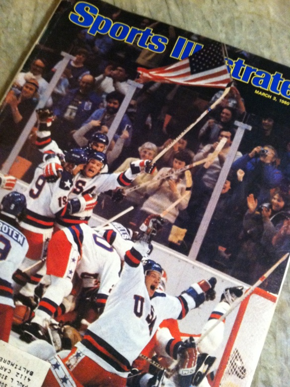 Miracle on Ice Sports Illustrated