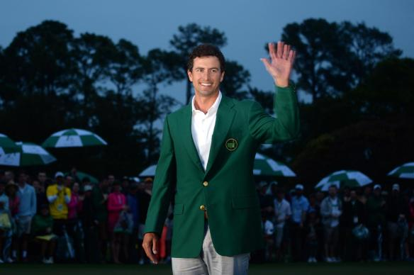 Adam Scott Jacket