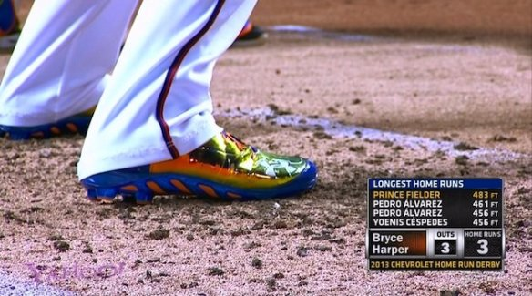 Bryce Harper Shoes