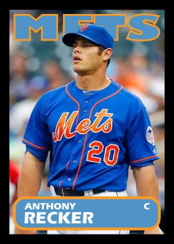 Anthony Recker, for no particular reason.